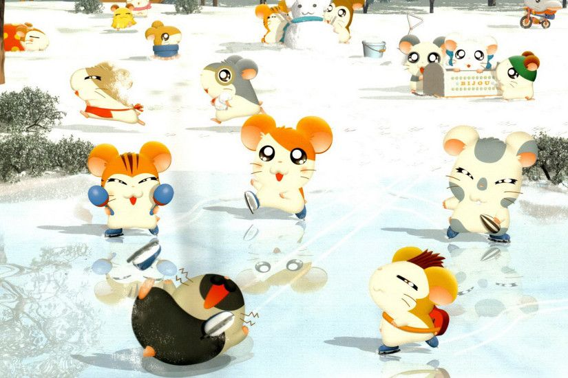 2560x1600 Hamtaro wallpapers (so you can make your phone cute :)