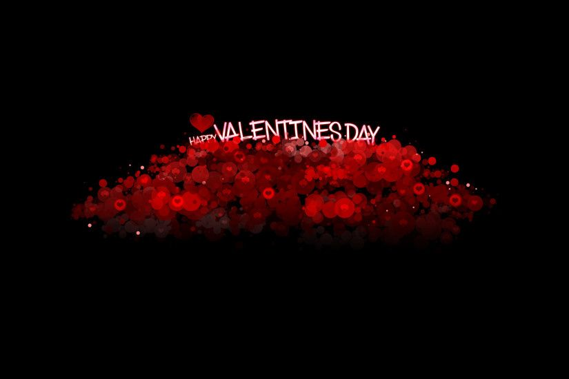 valentines day cool awesome black wallpaper free hd desktop