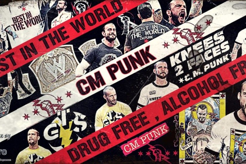 2013: cm punk 2nd wwe theme song