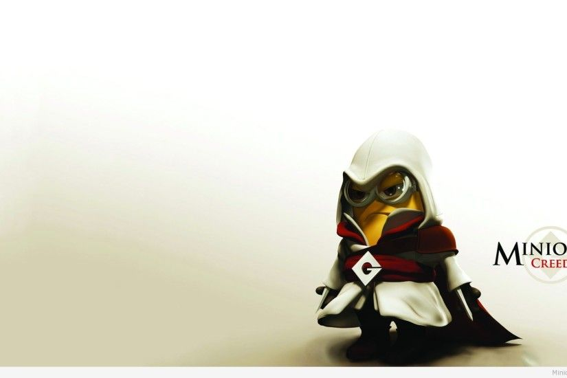 Minion-Assasin-Creed-Games-Funny-Wallpaper-2