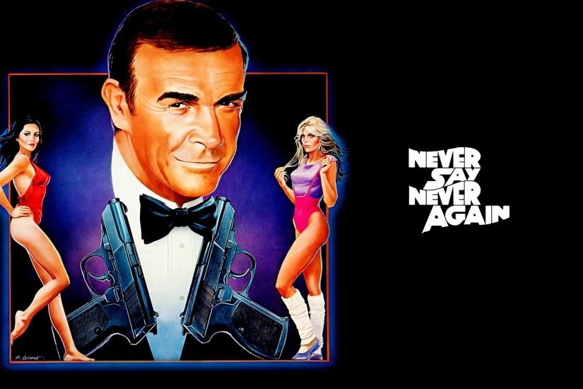 ... 004 never say never again james bond wallpaper ...