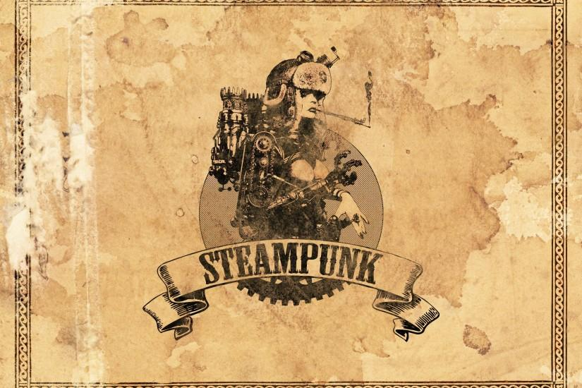 steampunk background 2879x2159 ipad pro