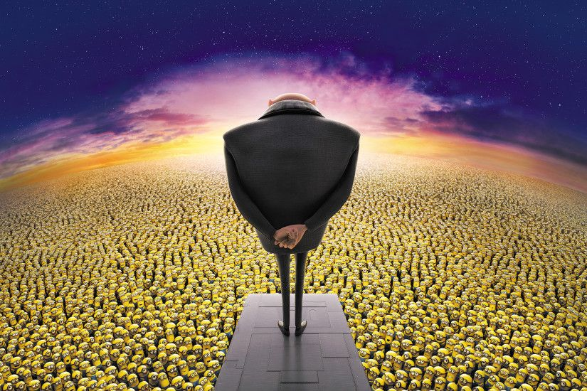 Despicable Me Wallpaper Background 3565