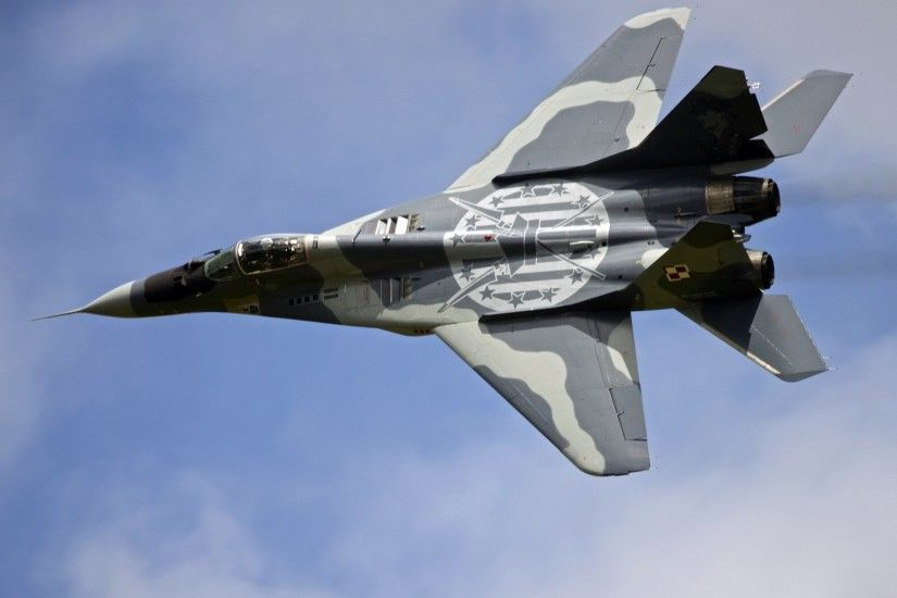 mikoyan mig 29 wallpaper free for desktop - mikoyan mig 29 category