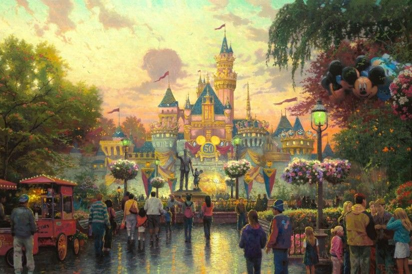 Previous: Walt Disney Castle Anniversary ...