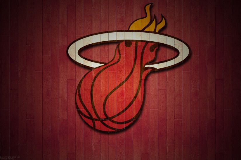 Miami Heat 2017 nba basketball logo wallpaper pc desktop computer