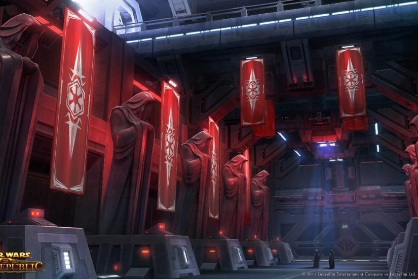 Star Wars The Old Republic Empire Wallpaper 866557 ...