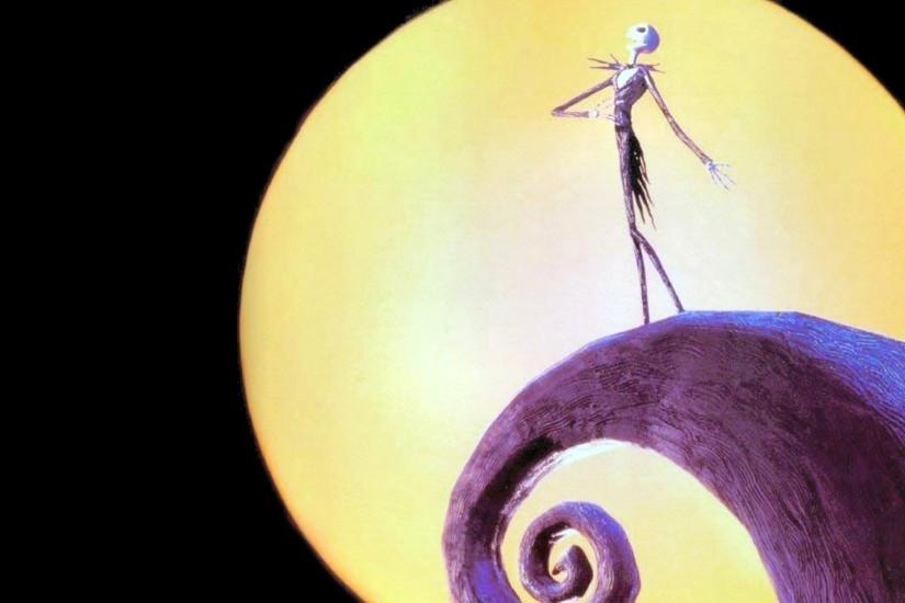beautiful nightmare before christmas wallpaper 1920x1080 for ipad pro