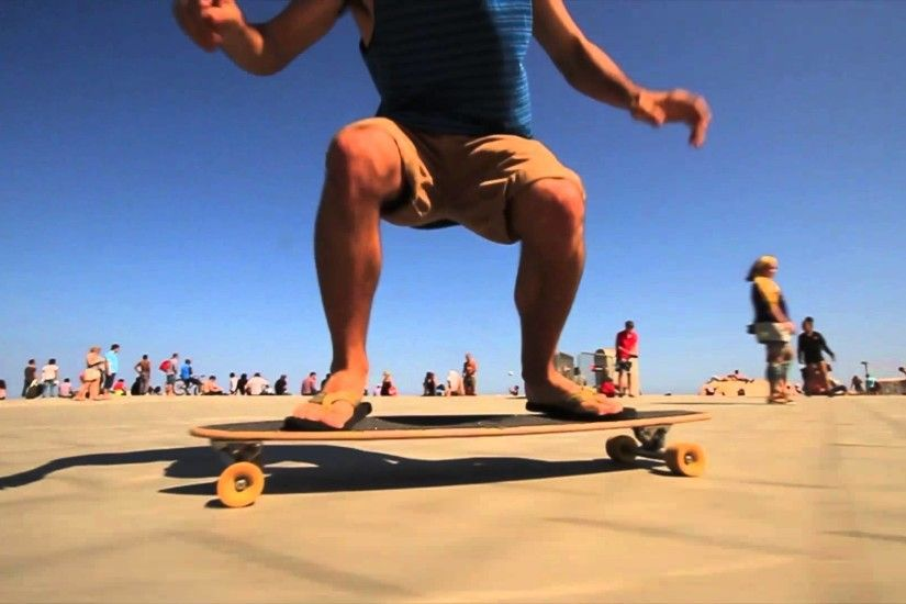 "The Pintail 46 Longboard ""Just for Fun"" by Original Skateboards - YouTube"