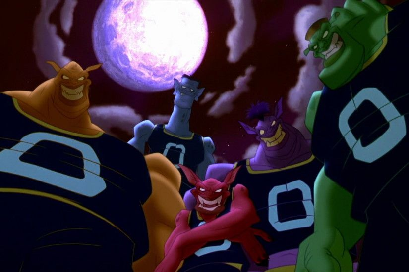 Bupkus, Bang, Pound, Blanko & Nawt known as the Monstars.