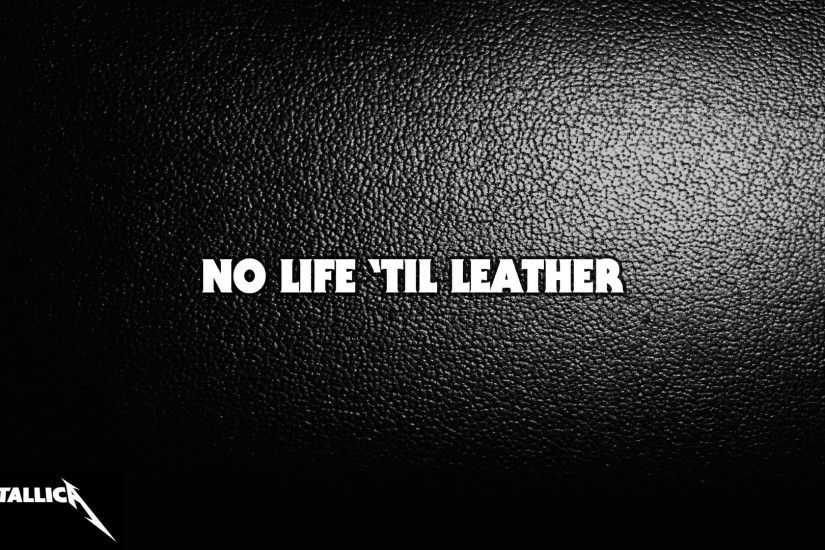 Black Leather Texture 724548