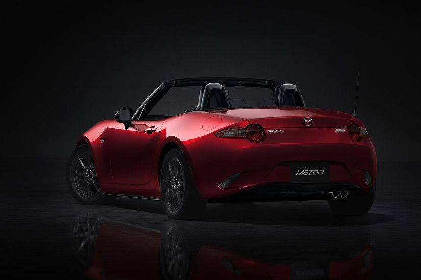 Mazda reveals newest MX-5 Miata, 25 years after original model - LA Times