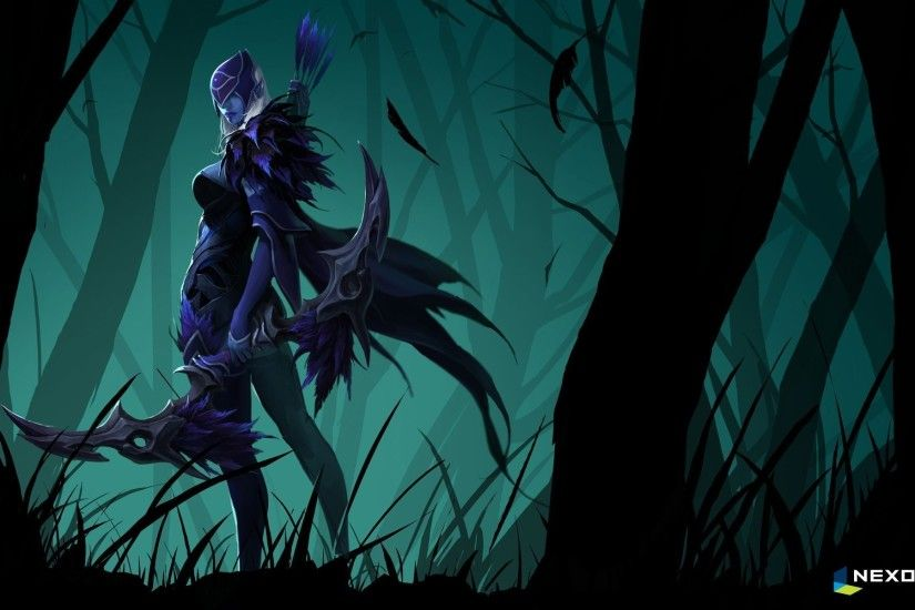 Lovely Drow Ranger Wallpapers Group 59