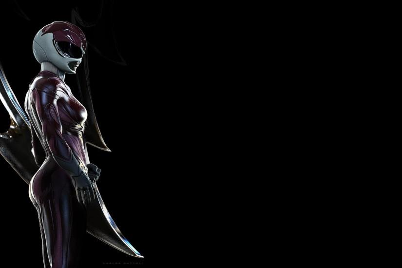 Pink Ranger 1920x1080 Wallpaper