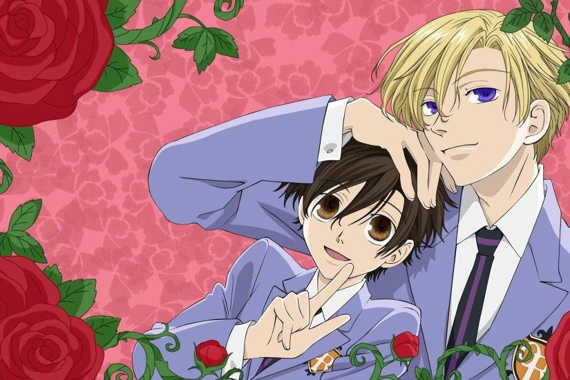 Ouran High School Host Club Wallpapers - WallpaperVortex.com