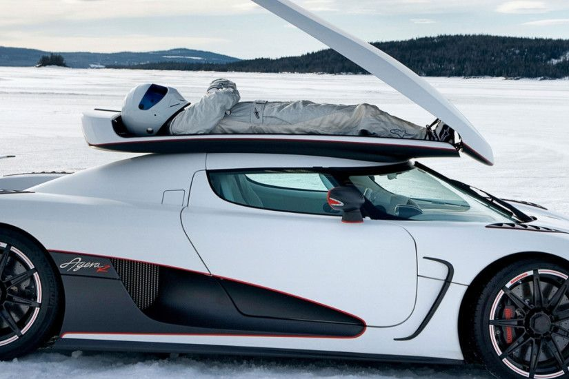 2560x1080 Wallpaper top gear, koenigsegg, agera r, the stig, some say