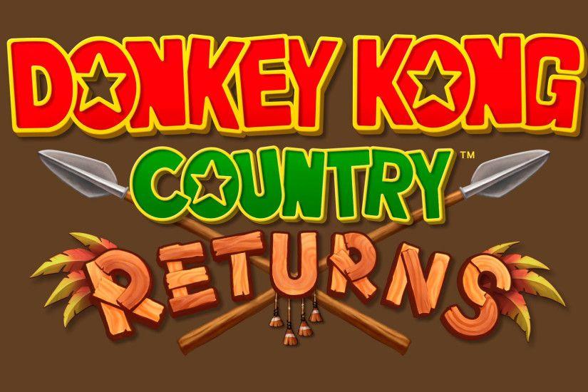 Donkey Kong Country Returns 1080p Wallpaper ...