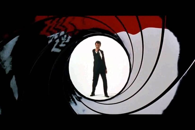James Bond Gun Barrel Wallpaper James