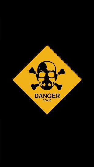 Walter White danger sign 1080x1920