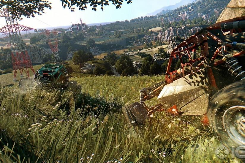 Dying Light: The Following Images