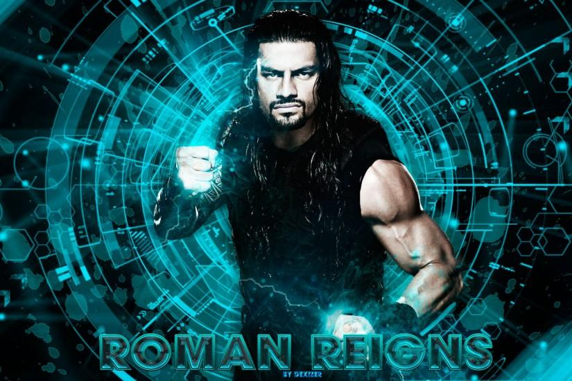 WWE Roman Reigns Wallpaper by SmileDexizeR. WWE Dean Ambrose ...