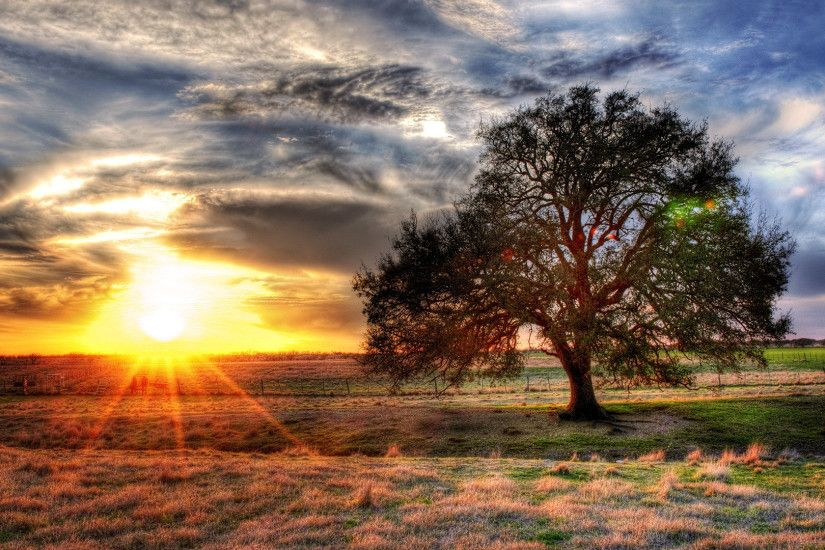 HDR Background