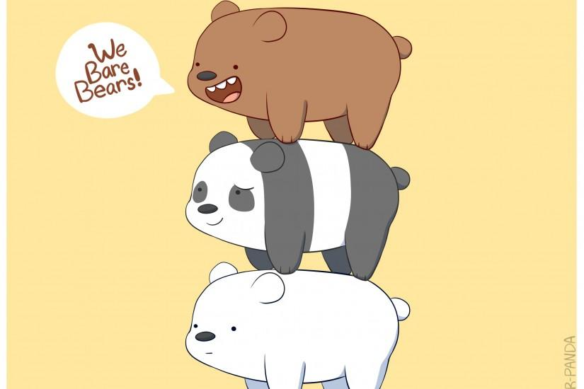 We Bare Bears Wallpaper, Images Collection of We Bare Bears .