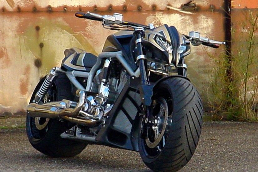 Wallpapers For > Hd Wallpapers Of Harley Davidson Bikes