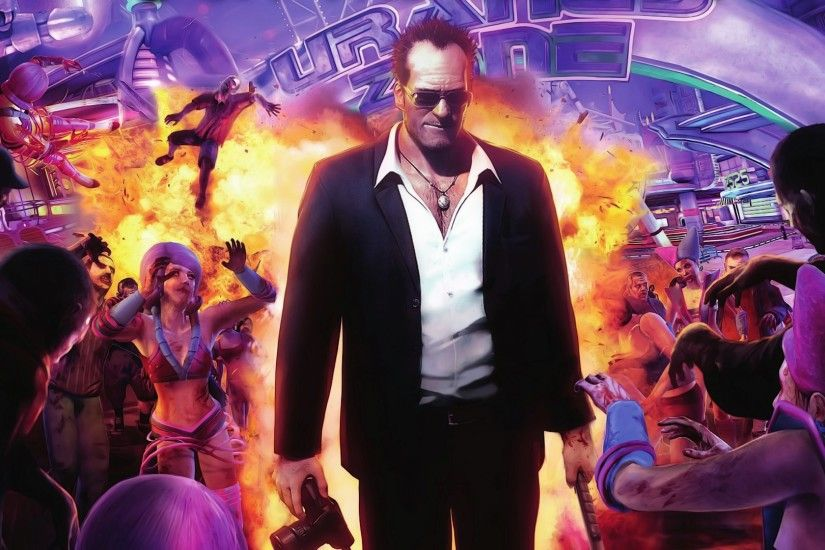 1920x1080 Widescreen Wallpaper: dead rising 2