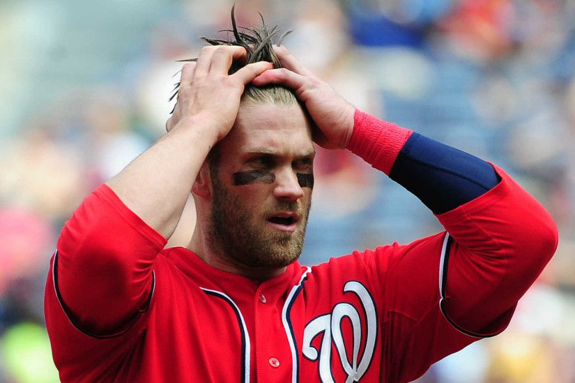 MLB free agent rumors: Bryce Harper's $400M demand could force Nationals to  move on | MLB | Sporting News