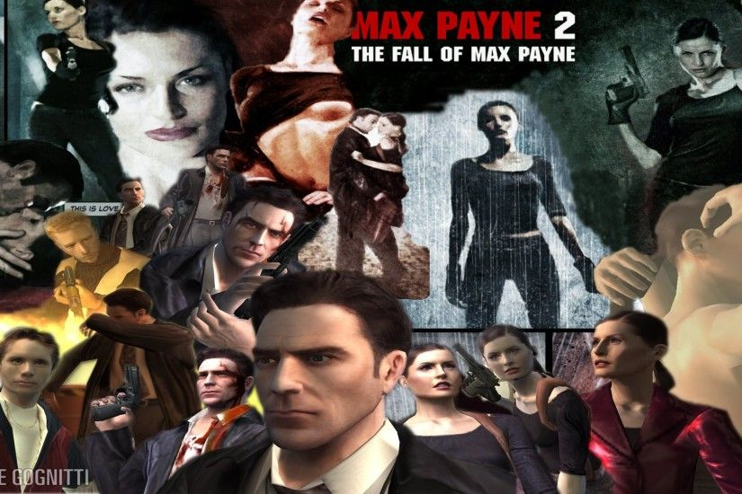 Max Payne 2 Wallpaper