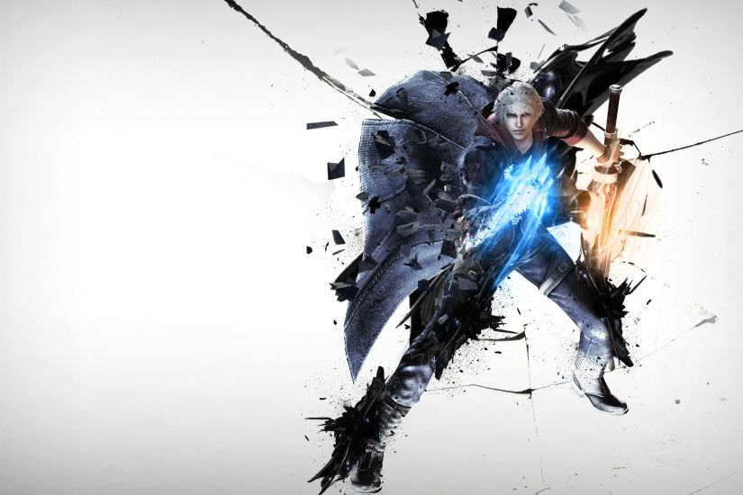 Demon Devil May Cry 4 Frost · HD Wallpaper | Background ID:563757
