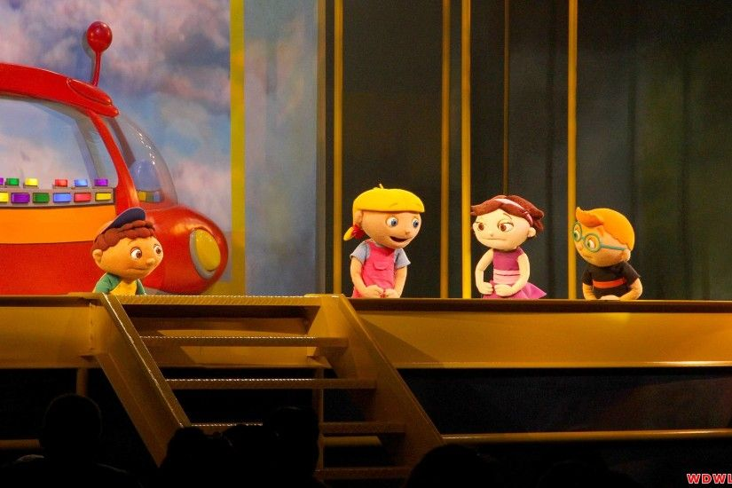 Disney Junior Live on Stage: Little Einsteins and Rocket!