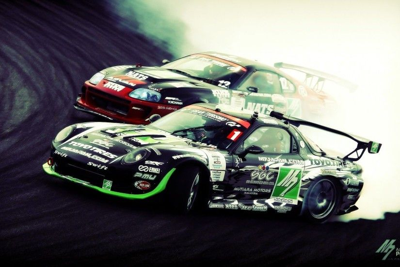Supra Drift Wallpaper Desktop #0k2