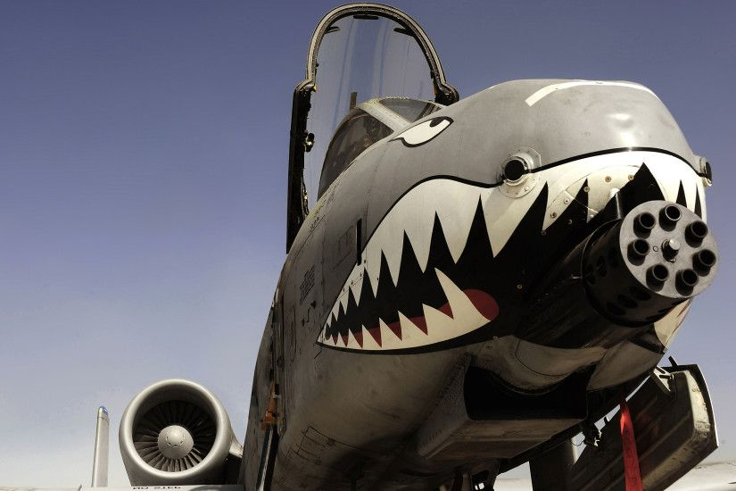 13 Fantastic HD A10 Warthog Wallpapers