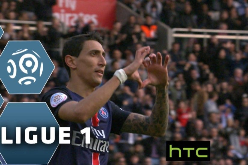 But Angel DI MARIA (52') / Paris Saint-Germain - SM Caen (6-0) - / 2015-16