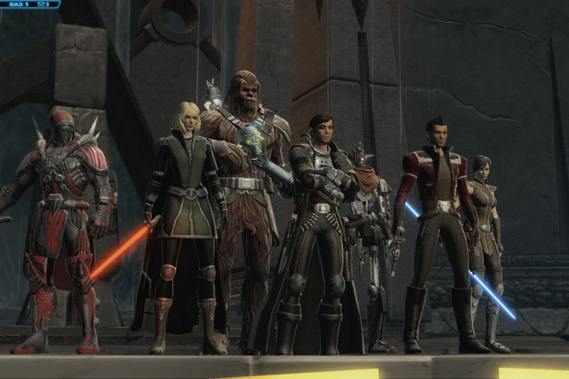 ... Swtor: Captain Vergil and the Coalition by DanteDT34
