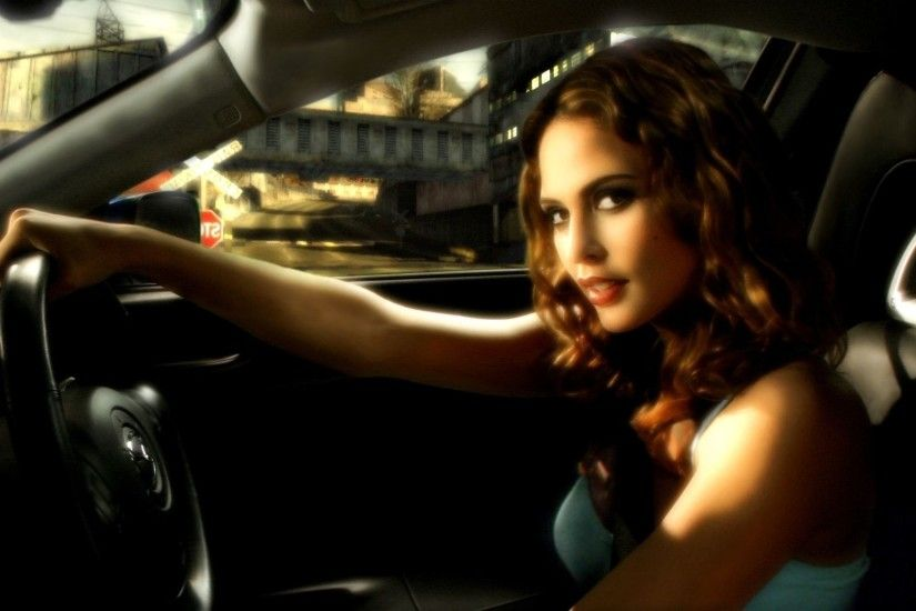 Need For Speed: Most Wanted, Mia, Women With Cars, Josie Maran Wallpapers  HD / Desktop and Mobile Backgrounds