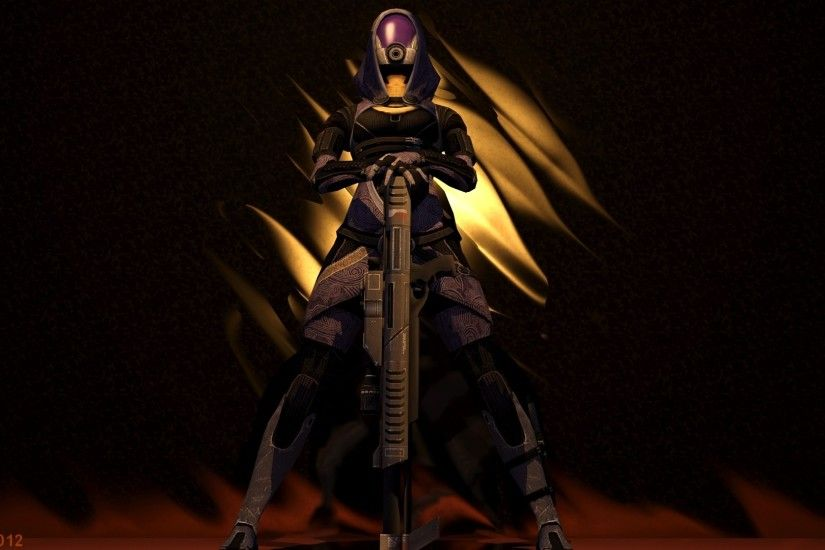 Mass Effect Tali Zorah Armor Games sci0fi warrior wallpaper | 1920x1080 |  147141 | WallpaperUP