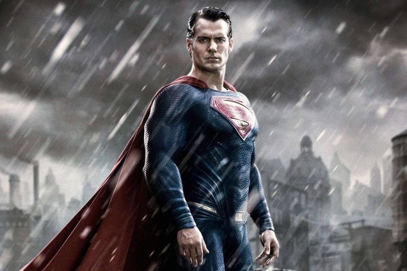 Superman in Batman v Superman Dawn of Justice