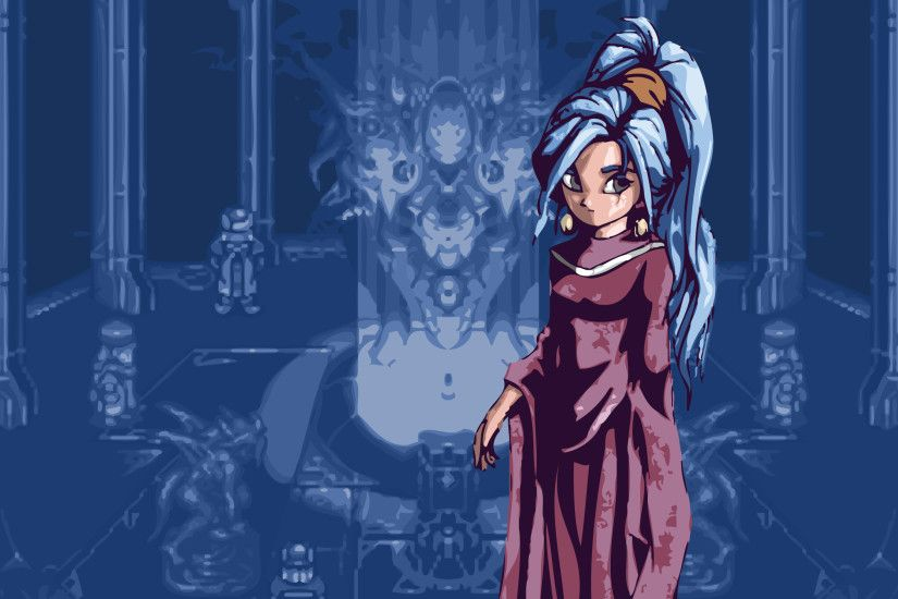 Adorable HDQ Backgrounds of Chrono Trigger, 2560x1600