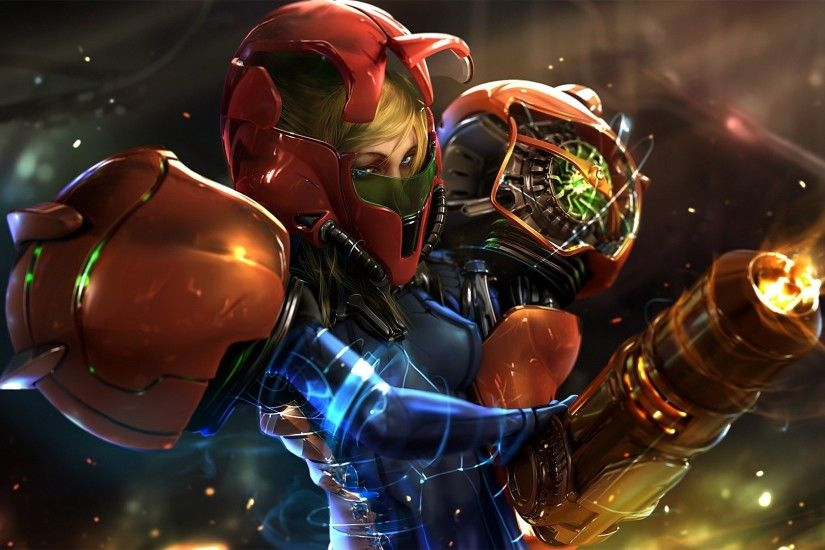 ... Metroid Wallpaper HD 69 images