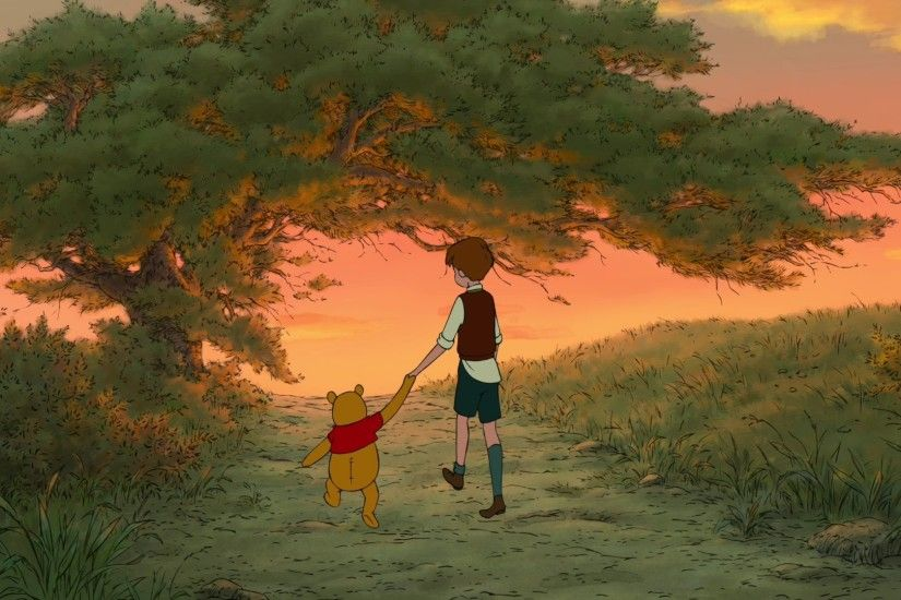 winnie the pooh forest background - Google Search