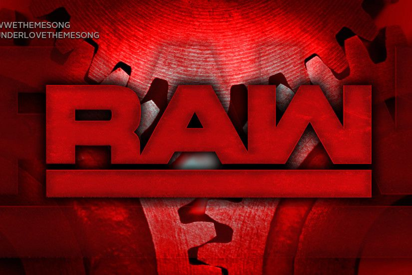 ... RAW 2016-2017 WALLPAPER HD by VICTORHBK
