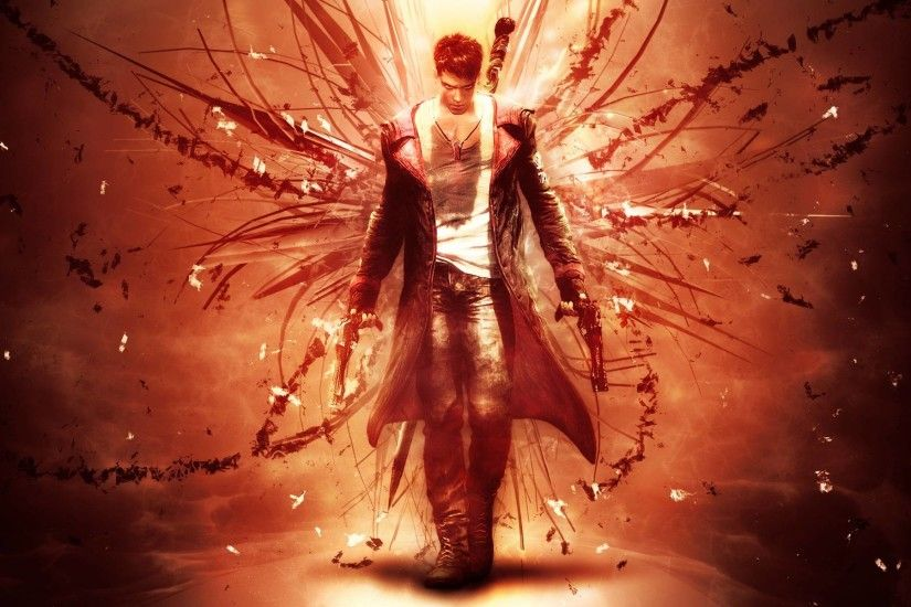 DmC: Devil May Cry HD Wallpapers