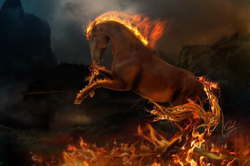horse backgrounds 1920x1200 download free