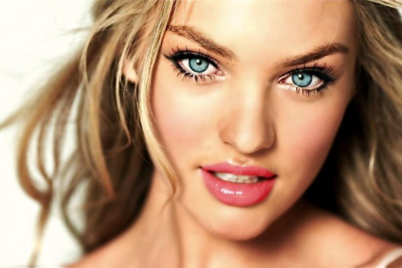 Candice Swanepoel HD Wallpaper