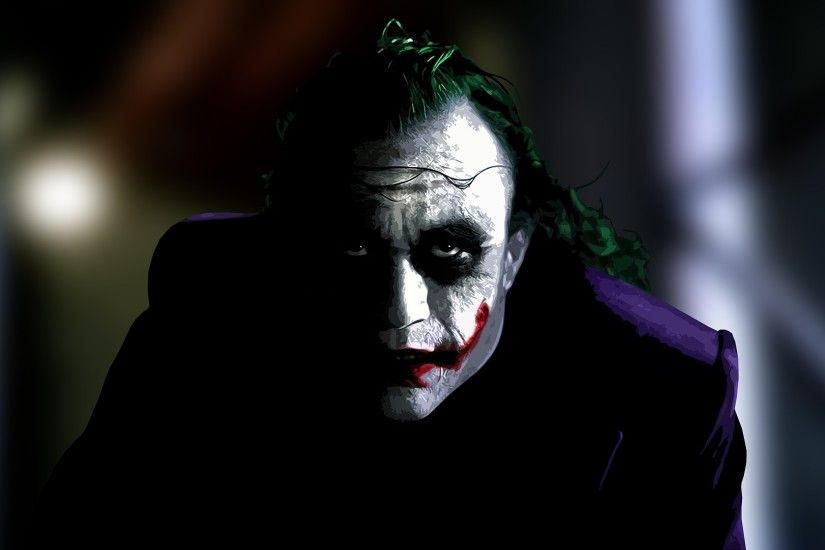 ... Batman, Anime, Joker, MessenjahMatt, The Dark Knight Wallpapers HD ...
