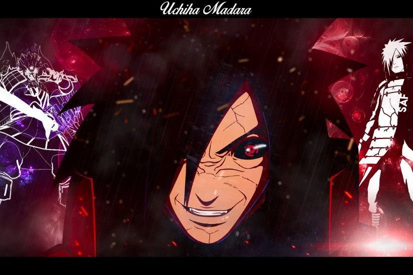 ... Mangekyou Sharingan Wallpaper 1920x1080 Image Gallery - HCPR ...