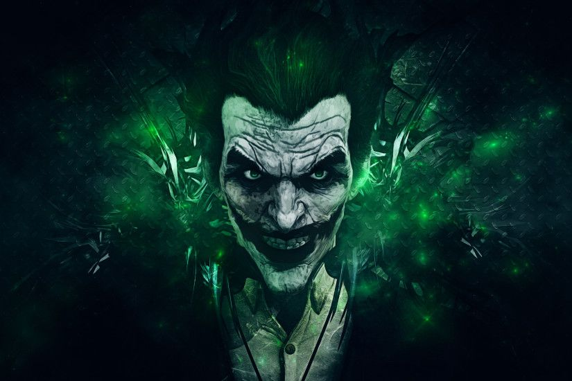 Preview wallpaper batman arkham origins, joker, games montreal, rocksteady  studios 3840x2160